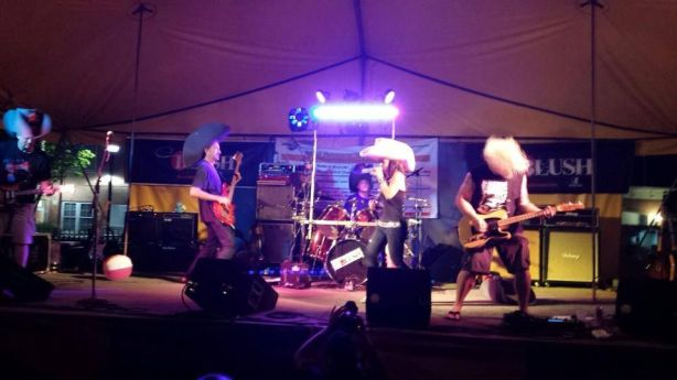Blush 2014-08-16 Grayslake Summer Days